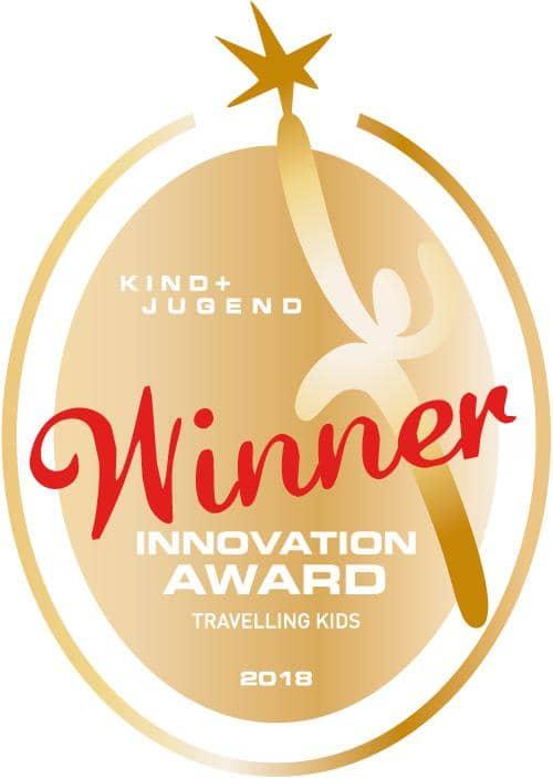 Innovation Award Kind & Jugend 2018