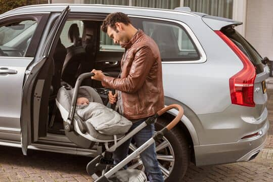 Kindersitze Fußsäcke