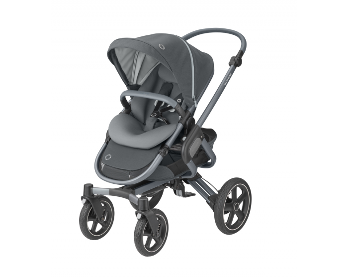 Maxi Cosi BLACK PUSHCHAIR PRAM STROLLER BLACK SUN PARASOL CANOPY SHADE BRAND NEW