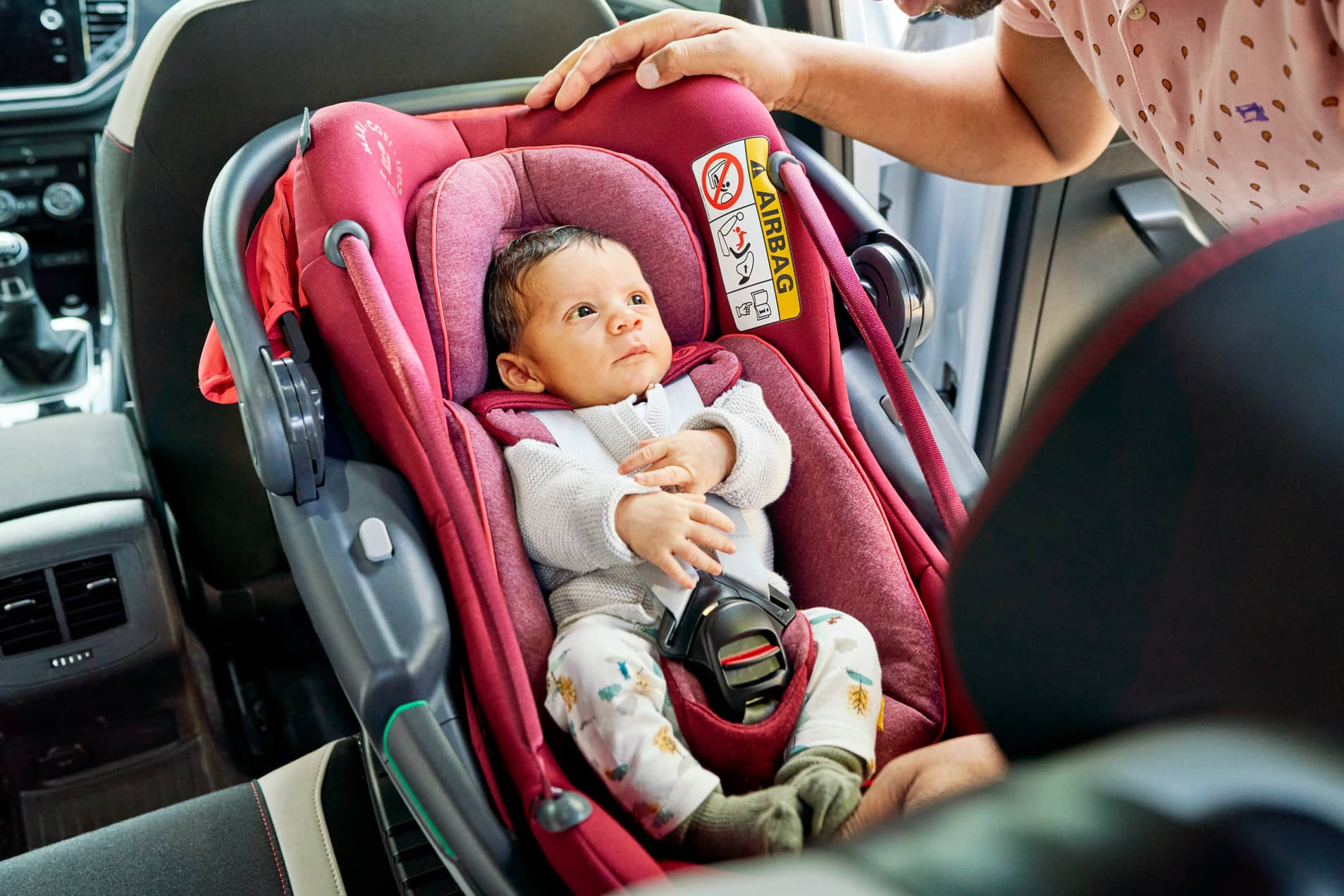 All You Need To Know About Moving Up From Your Baby Car Seat Maxi Cosi